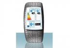 Nouvel etiquetage des pneumatiques