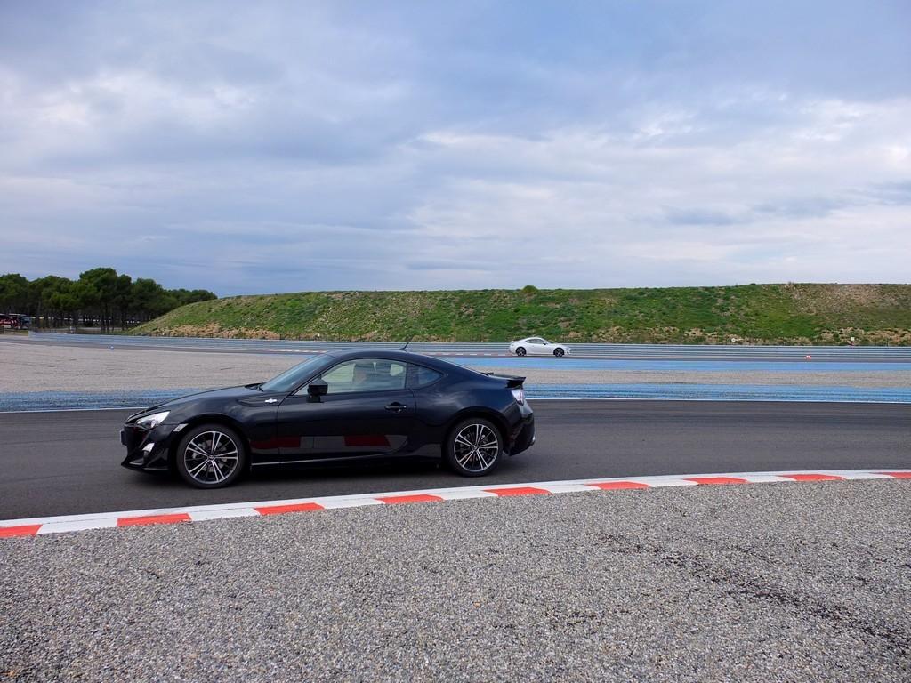 Toyota GT86 : mon essai sur circuit