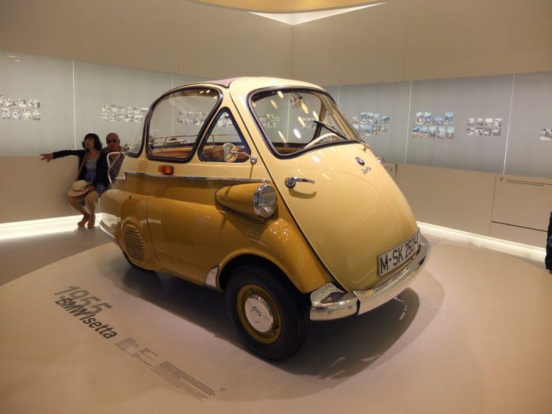 Musée BMW Munich - Isetta
