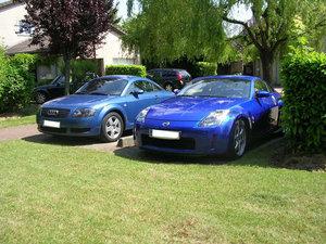 Un brin de nostalgie : mes voitures des 15 dernières années