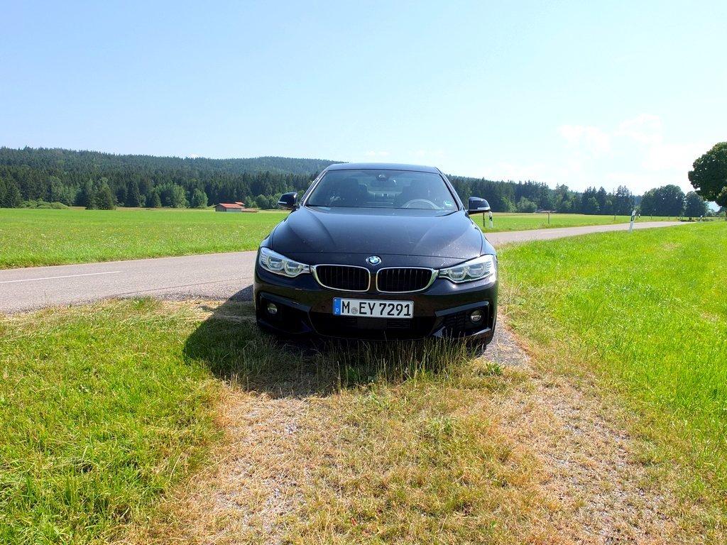 Au volant d'une BMW 435D coupé : mon test et mes impressions
