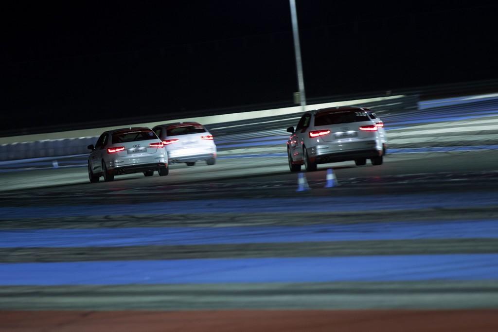 audi2e course nocturne