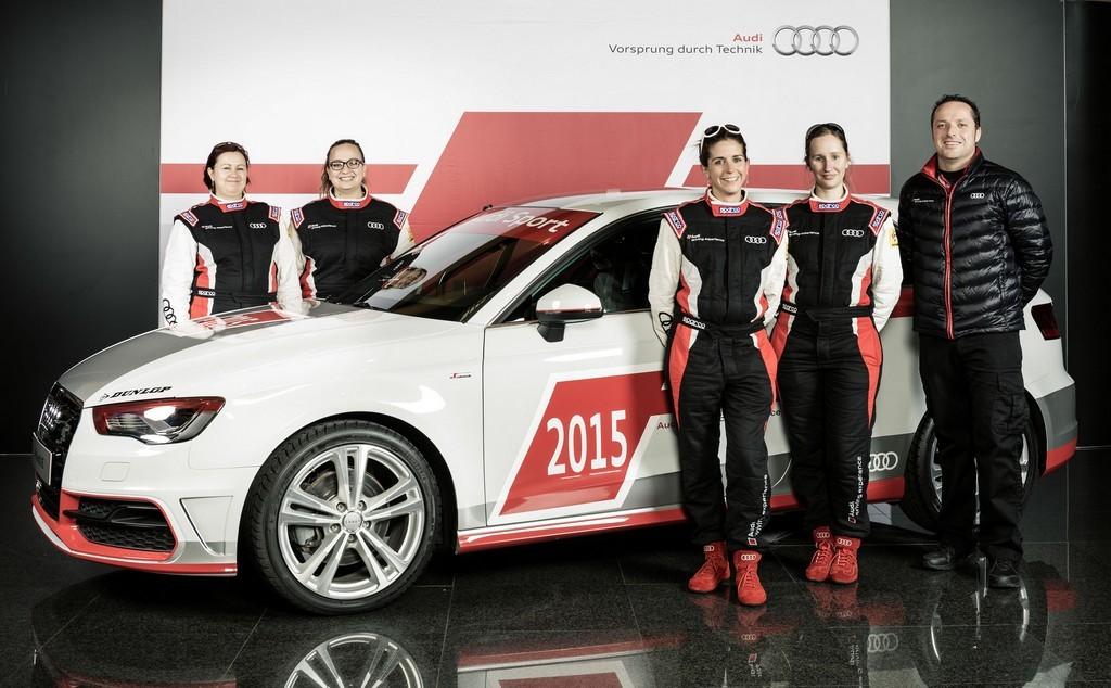Audi endurance experience photo officielle