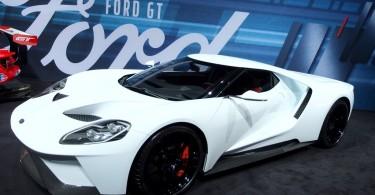 Ford GT (salon de geneve 2016)