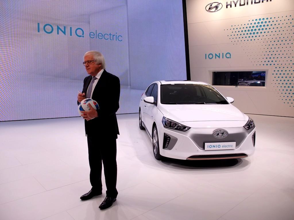 Hyundai Ioniq (salon de geneve 2016)