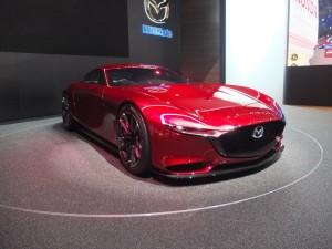 Mazda RX-Vision concept (salon de geneve 2016)