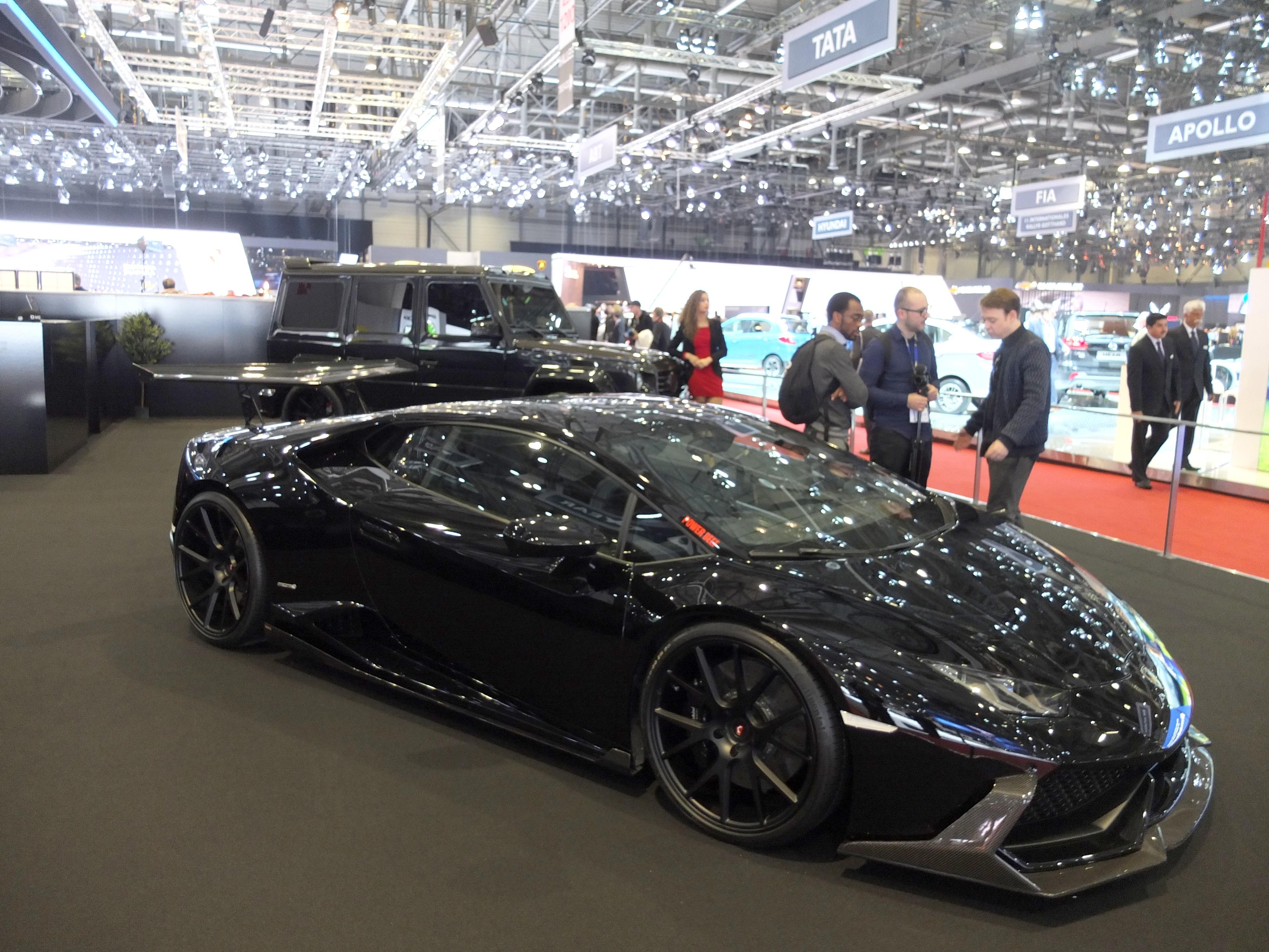 geneve 2016 supercars v hicules exotiques pr parateurs miss 280ch. Black Bedroom Furniture Sets. Home Design Ideas
