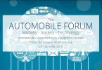 The Automobile Forum Strasbourg 2016