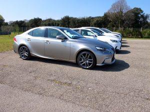 Lexus IS - extérieur