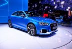 Audi RS 3 Berline - Mondial Automobile Paris 2016