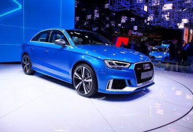 Audi RS 3 Berline - Mondial Automobile Paris 2016
