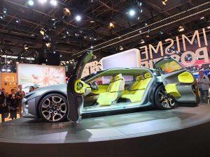 Concept car Citroen CXperience - mondial auto paris 2016