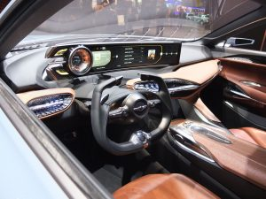 Concept car Genesis New York - mondial auto paris 2016