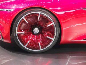 Concept car Vision Mercedes Maybach 6 - mondial auto paris 2016