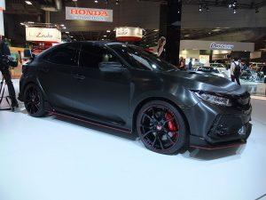 Honda civic Type R - mondial auto paris 2016