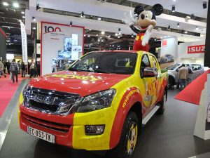 Isuzu Mickey - mondial auto paris 2016