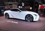 Lexus LC500h - mondial automobile paris 2016