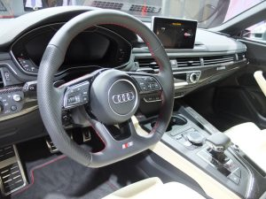Audi systeme embarqué