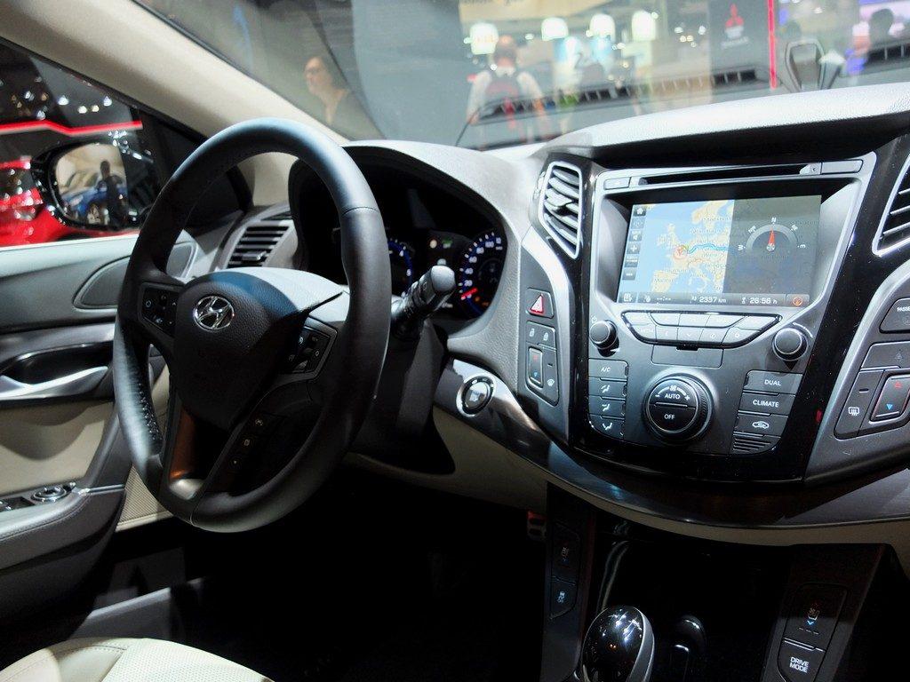 Hyundai intérieur