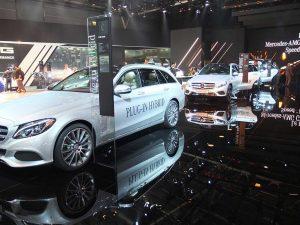 Mercedes hybride - mondial automobile paris 2016