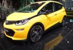 opel ampera-e - mondial automobile paris 2016