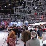 stand audi - mondial auto paris 2016
