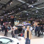 stand Hyundai  mondial auto paris 2016