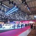 stand Peugeot -  mondial auto paris 2016