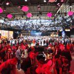 stand Renault -  mondial auto paris 2016