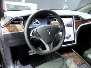 Tesla Model X - Mondial Automobile Paris 2016
