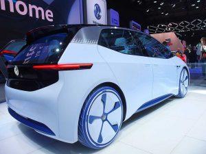 vw id concept - mondial automobile paris