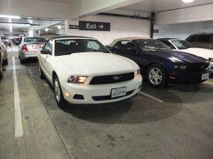 USA 2012 - San Francisco aéroport