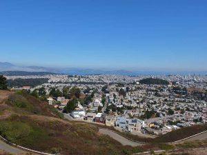 USA 2012 - San Francisco twin peak