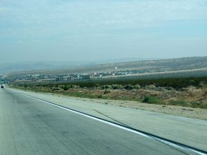 USA 2012 - autoroute 15