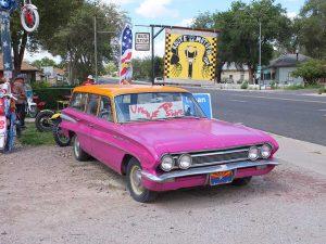 USA 2012 - route 66 Seligman