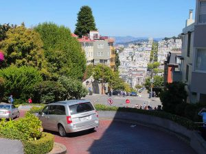 USA 2012 - San Francisco Lombard Street