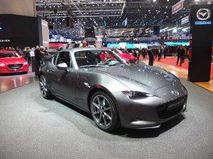 Mazda MX-5 RF - geneve 2017