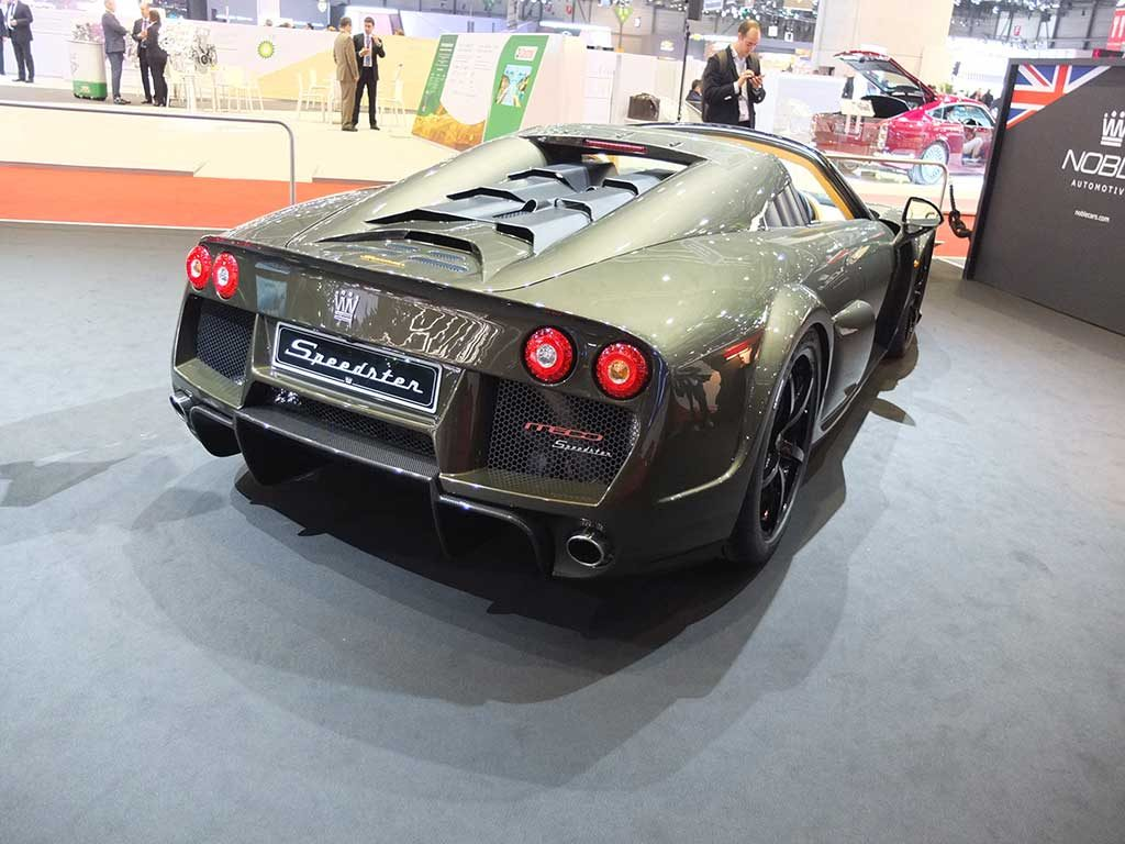 noble m600 speedster