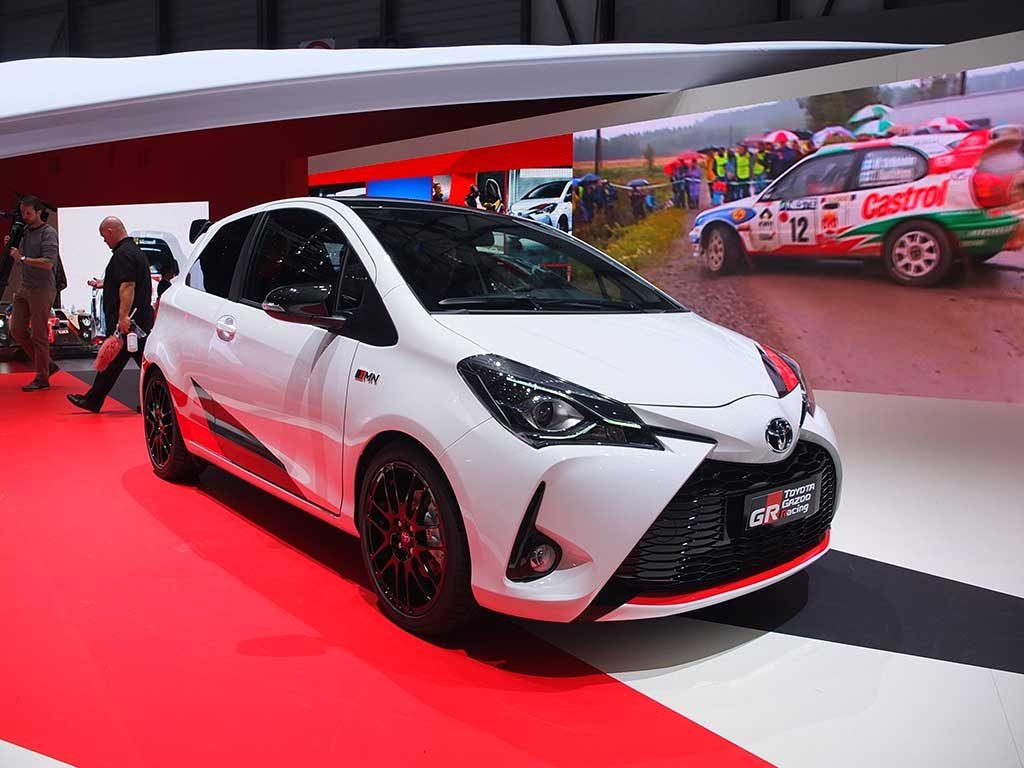 Toyota Yaris GRMN - geneve 2017