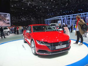 VW Arteon - geneve 2017