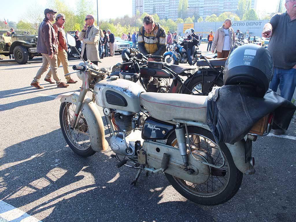 Rassemblement Mensuel Mulhouse Trident - Avril 2017 - moto (?)