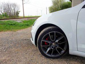 Skoda Octavia RS Combi TDI 2017