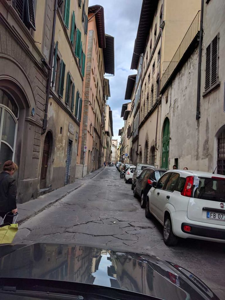 audi a5 cabriolet à Florence