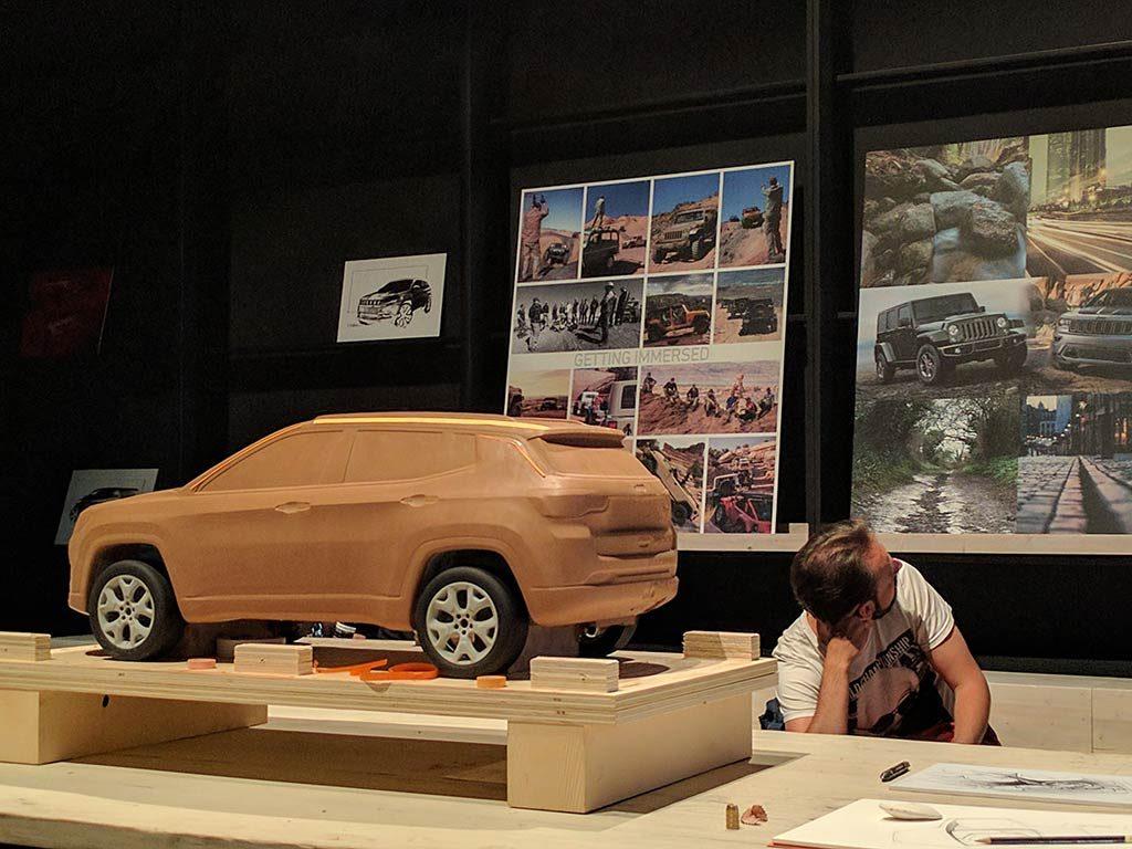 jeep compass atelier design