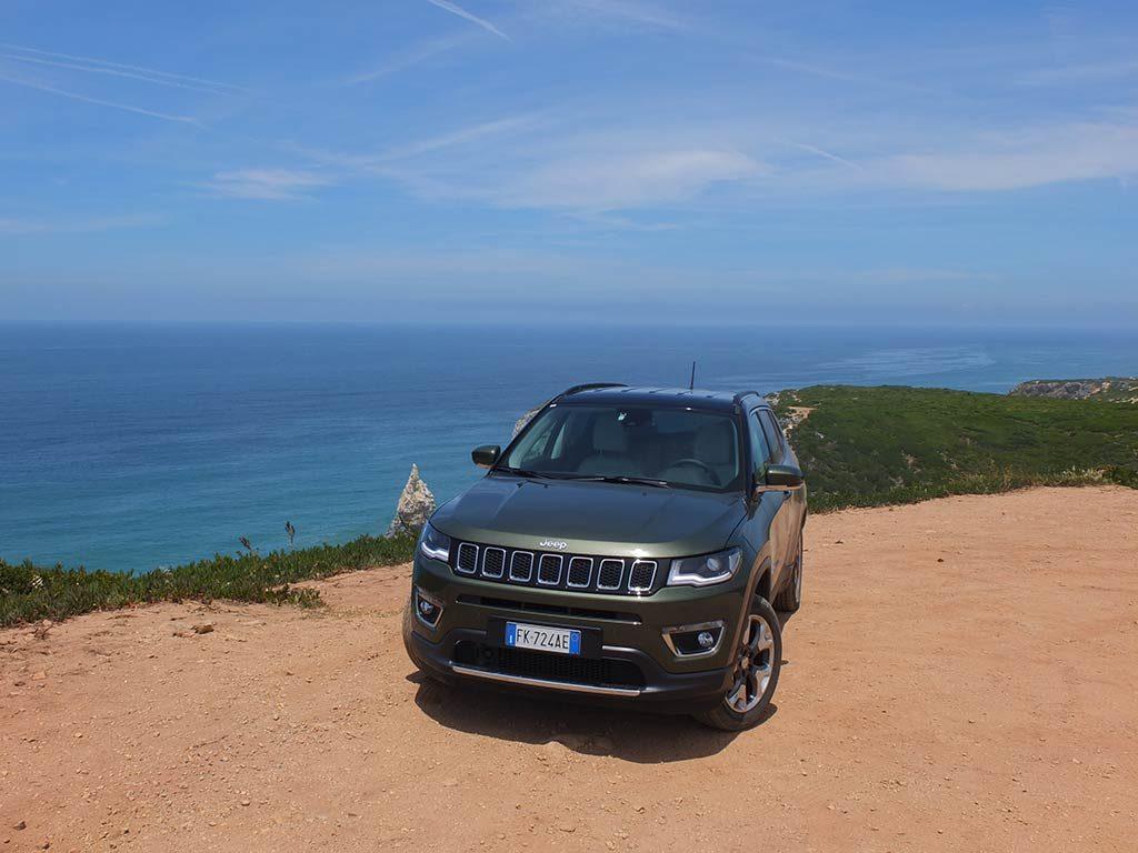 Jeep Compass Limited - essai au Portugal