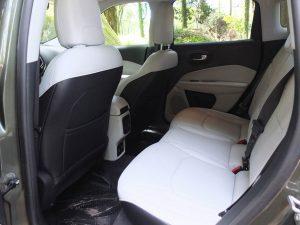 Jeep Compass Limited - Intérieur - essai au Portugal