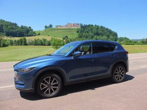Mazda CX-5 2017 - Eternal Blue Mica