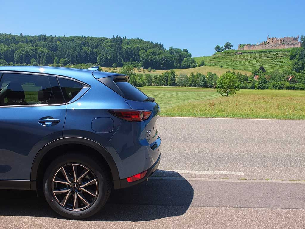 Essai Du Suv Mazda Cx 5 Version 2017 Miss 280ch