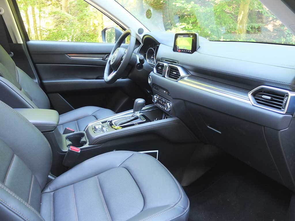 Mazda CX-5 2017 - Intérieur