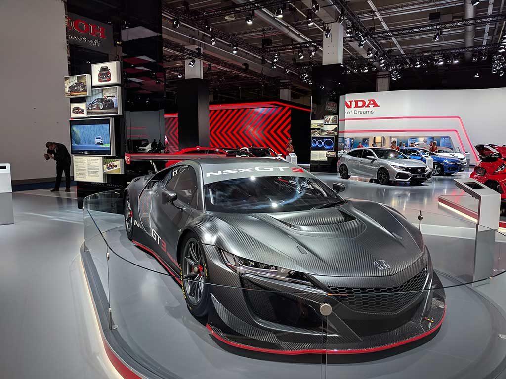 iaa2017 Honda NSX GT3